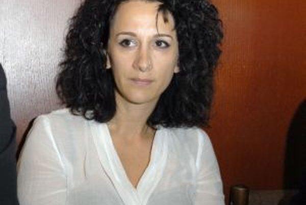 Umelecká riaditeľka projektu EHMK Zora Jaurová.