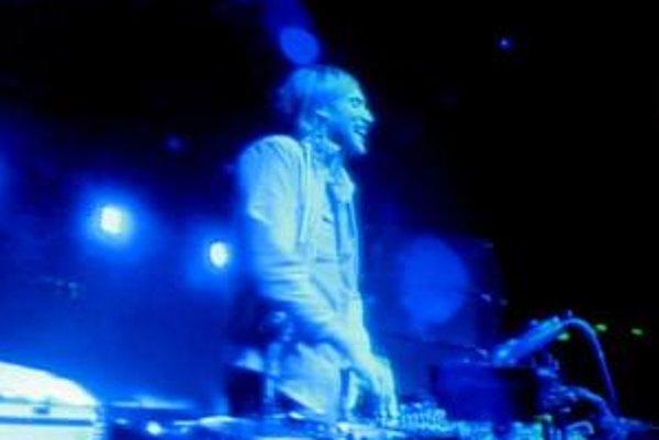 David Guetta v Bratislave.