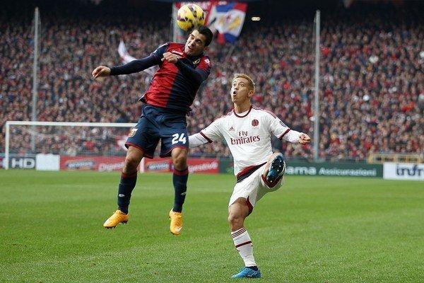 Miláno prehralo v Janove 0:1.