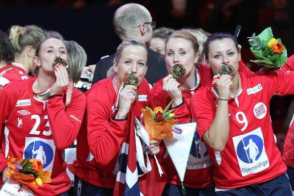 Nórky vyhrali majstrovstvá Európy šiestykrát.