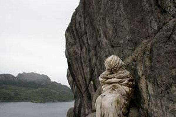Procesuálny projekt Bivak Štefana Papča z roku 2008, ktorý bol najskôr zasadený do prostredia Vysokých Tatier, konkrétne juhozápadného hrebeňa Lomnického štítu, potom do steny nórskeho Jossingfjordu. Aj súťažná Papčova práca bude mapovať možnosti využitia