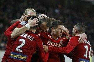 Lille nemalo problém so St. Etienne.
