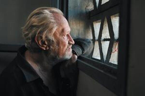 Niels Arestrup (61), francúzsky herec a režisér. Nedávno sme ho videli aj vo filme Skafander a motýľ.