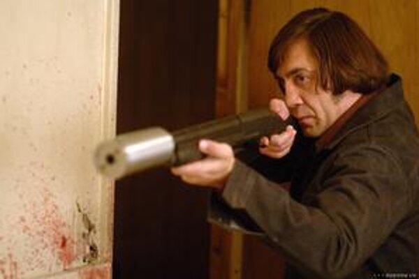 Javier Bardem má za Cormacovu postavu Oscara.