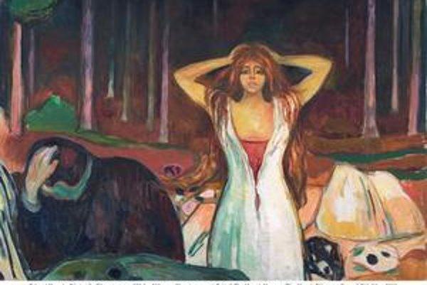 Edvard Munch: Popol.