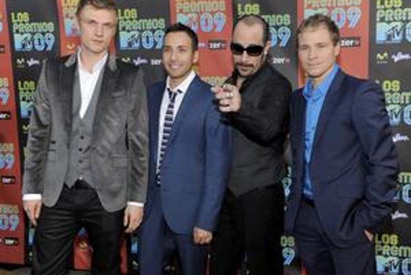 Jedna zo známych chlapčenských skupín Backstreet Boys. Takto vyzerá v súčasnosti.