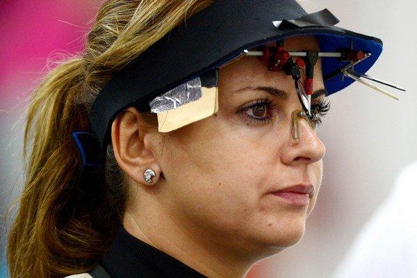Daniela Pešková dosiahla na MS svoj najlepší výsledok medzi seniorkami.