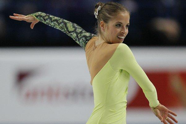 Carolina Kostnerová.