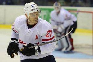 Ladislav Nagy v minulej sezóne hral aj za Košice.