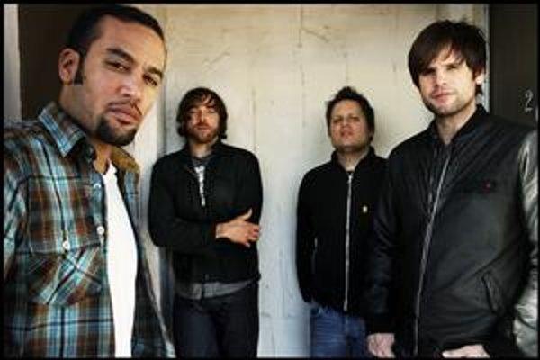 Ben Harper (vľavo) so svojou kapelou Relentless 7.