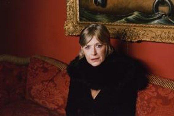 Marianne Faithfullová.