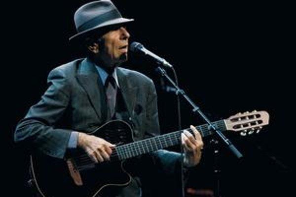 Nové živé DVD a CD Leonarda Cohena bude určite jednou z najlepších nahrávok tohto roka.