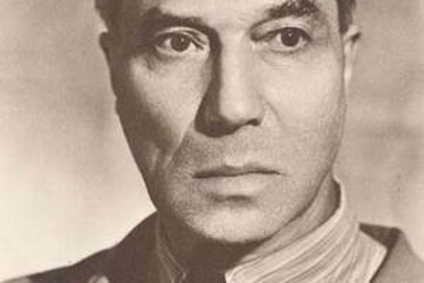 Boris Pasternak.