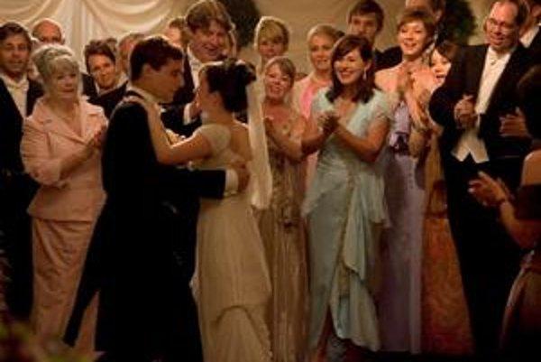 Z dánskeho filmu Po svadbe, ktorý bol pred tromi rokmi nominovaný na Oscara.