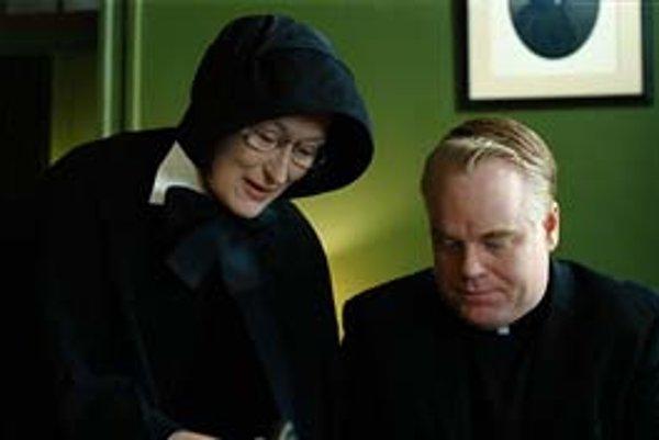 Päť nominácií má film Doubt, kde sa stretla Meryl Streep s Philipom Seymourom Hoffmanom.