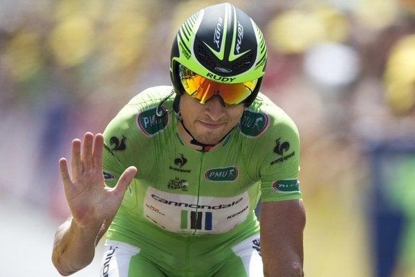 Peter Sagan patrí medzi najväčšie hviezdy svetovej cyklistiky.