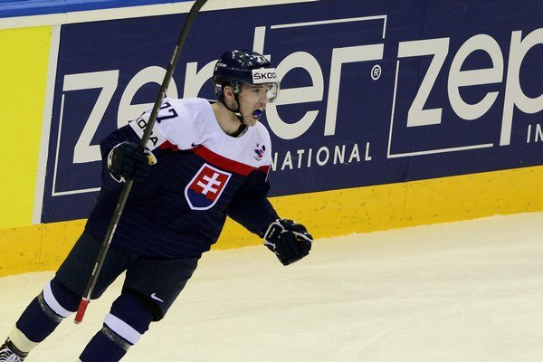 Slovenský hokejista Martin Réway.