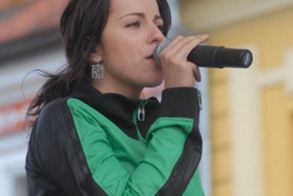 Katka Knechtová z Pehy.