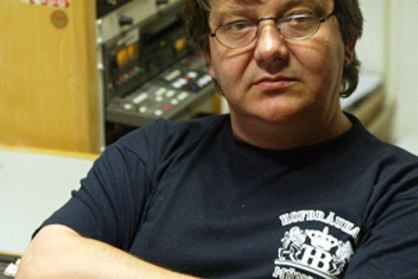Dokumentarista Peter Dimitrov.