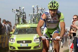 Náročnosť i nástrahy Paríž - Roubaix už Peter Sagan pozná. Doudieraný a zničený dokončil preteky v roku 2011 na 86. mieste.