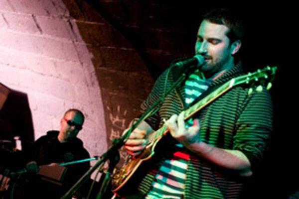 Skupina Appendix počas svojho koncertu v Subclube, v ktorom pokrstila svoj nový album s názvom CD I.
