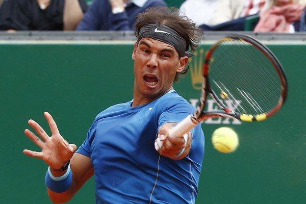Rafael Nadal v Monte Carlo.
