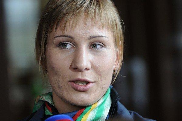 Kuzminová má rada Tatry.