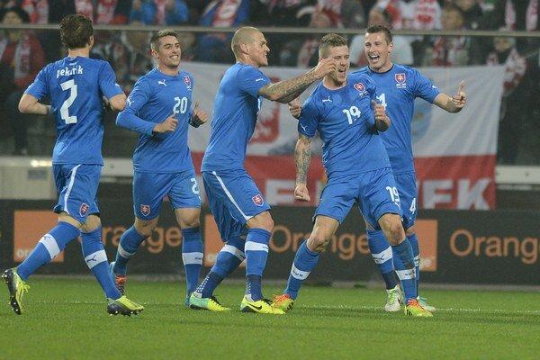 Na Slovákov čaká náročný vstup do kvalifikácie EURO 2016.