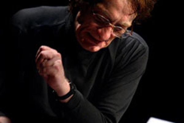 Marián Varga. (Bratislava, 26. február 2007)