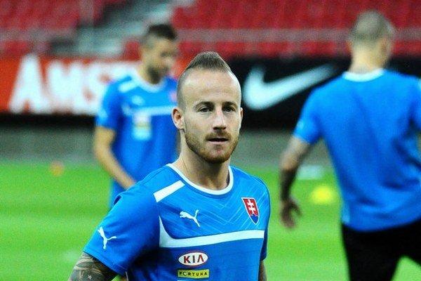 Miroslav Stoch by si mohol zahrať ruskú ligu.