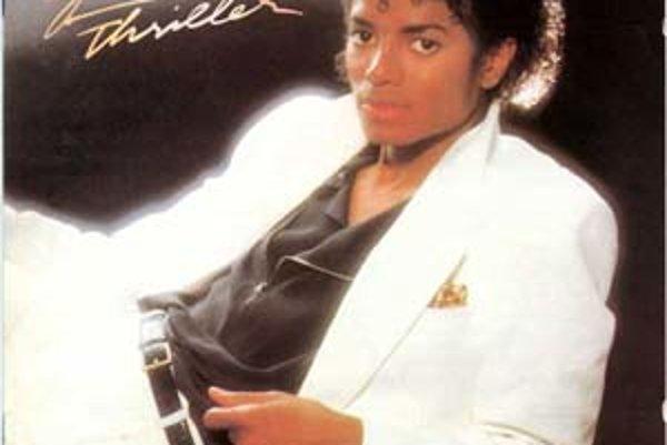 Obal najslávnejšieho Jacksonovho albumu.