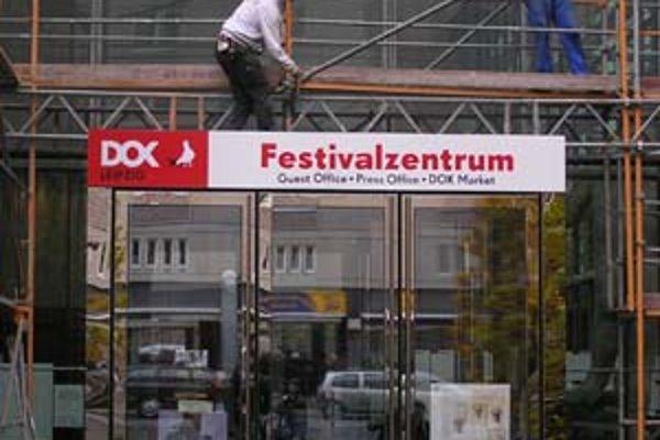 Festival v Lipsku sa buduje nanovo.