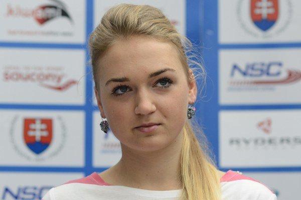 Ivana Kuriačková.