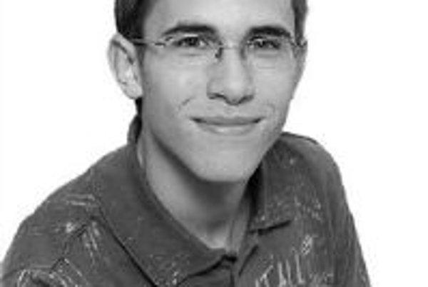 Recitátor Pavol Náther