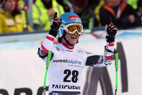 Teší sa Elisabeth Görglová.