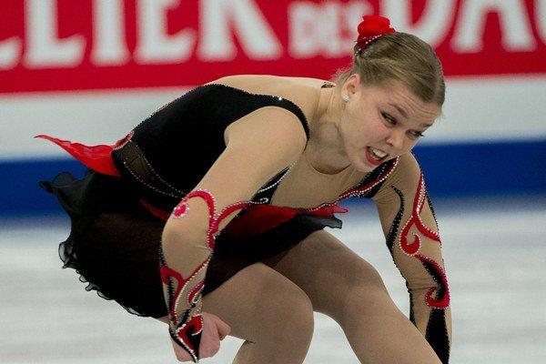 Nicole Rajičová.