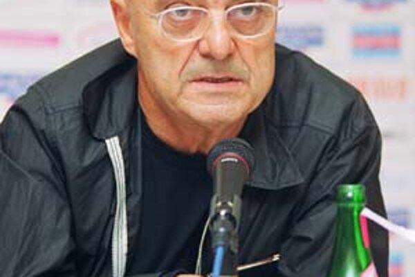 Giancarlo Politi, taliansky vydavateľ a šéfredaktor prestížneho umeleckého časopisu Flash Art, riaditeľ Praguebiennale3.