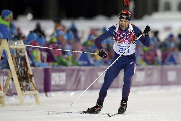 Americký snoubordista Sage Kotsenburg, prvý olympijský víťaz zo Soči.