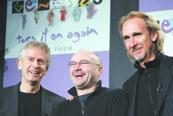 Genesis sú jednou z najznámejších britských skupín, ktorá predala po celom svete viac ako 150 miliónov albumov. Vznikla v roku 1967 a z jej stredu vyšlo niekoľko hudobných osobností. V sedemdesiatych rokoch bola váženou progrockovou kapelou, ktorá sa po o