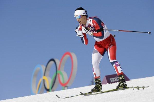 Marit Björgenová začala zlatom aj olympiádu v Soči.
