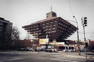 Architektúra slovenského socializmuSlovenský rozhlas.