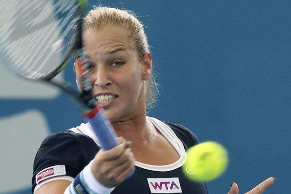 Dominika Cibulková v Brisbane postúpila do ďalšieho kola.