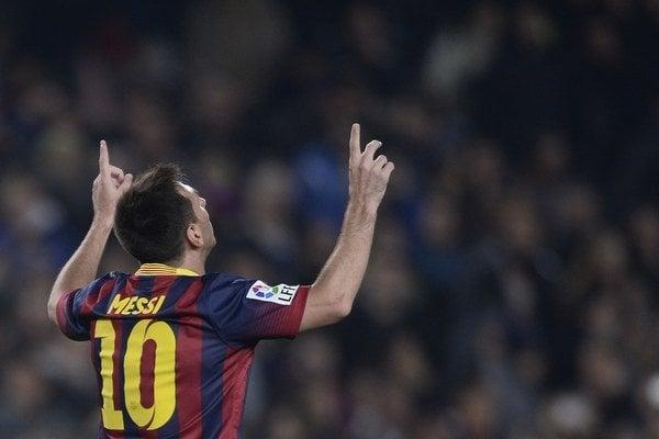 FC Barcelone by v zápase na ihrisku Atlética Lionel Messi určite výrazne pomohol.