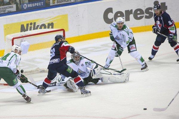 Ufa naposledy prehrala v Bratislave 11. októbra.