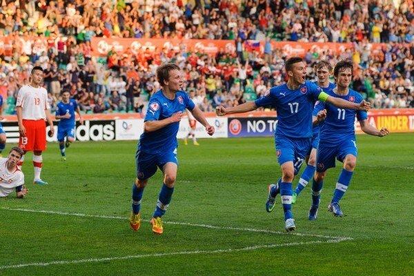 Po Slovákoch na MS do 17 rokov skončili aj ich premožitelia zo zápasu v skupine Brazilci.