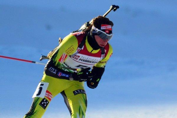 Slovák Tomáš Hasilla skončil na dobrom šiestom mieste.