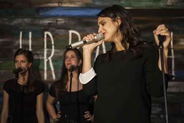Jana Kirschner zaspieva v Senci svoje najväčšie hity.