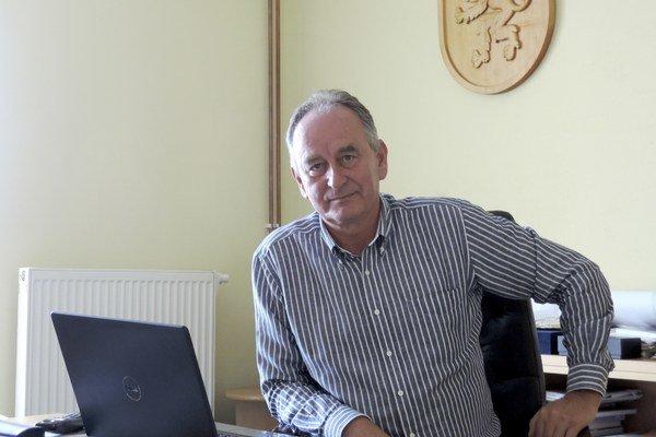 Karol Kvál sa rozhodol kandidovať po štvrtý raz.