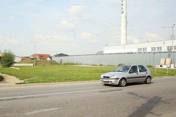 Investor plánuje čerpaciu stanicu na Boldockej ceste už niekoľko rokov.