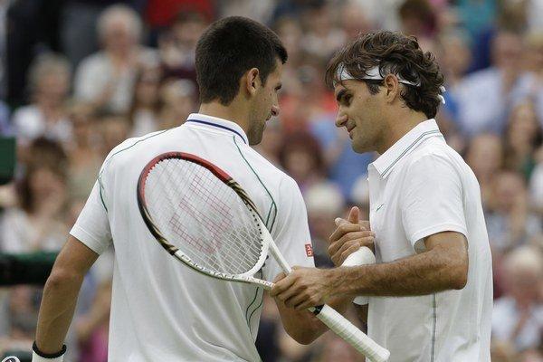 Rivalita je  v tenise viac ako kamarátstvo.